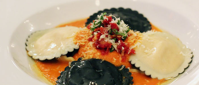 House Lobster Ravioli